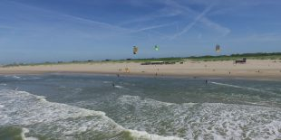 Beginnerscursus kitesurfen